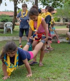 7º ARL - Acantonamento Regional de Lobinhos