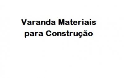 Varanda Materiais para Construção