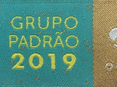 Distintivo Grupo Padrão Ouro 2019