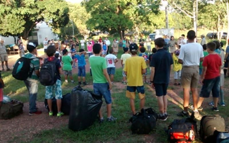 Recorde de participantes e acolhimento a novos membros marcam VI Acampuni