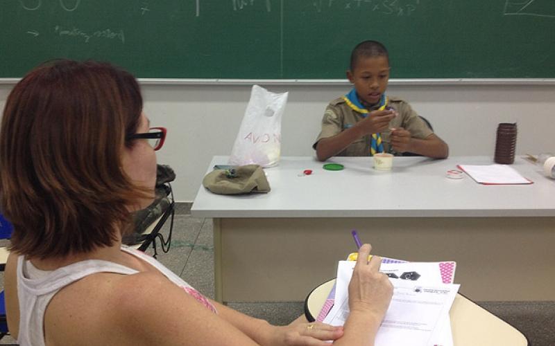 Piquenique de Especialidades estimula jovens a buscarem novos conhecimentos