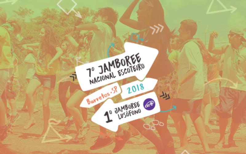 2018 tem JAMBOREE NACIONAL - Vai Ficar de Fora?